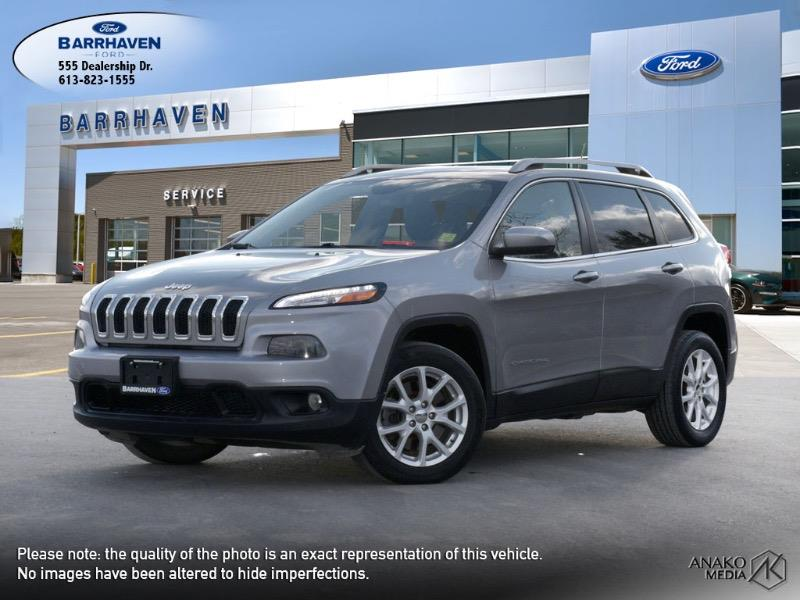 Used 2015 Jeep Cherokee North 20-778A