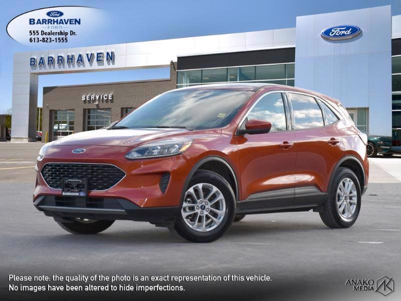 Used 2020 Ford Escape SE M9295