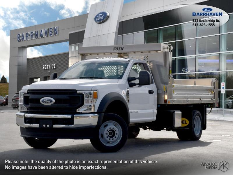 New 2020 Ford Super-Duty-F-550-DRW XL 20-781