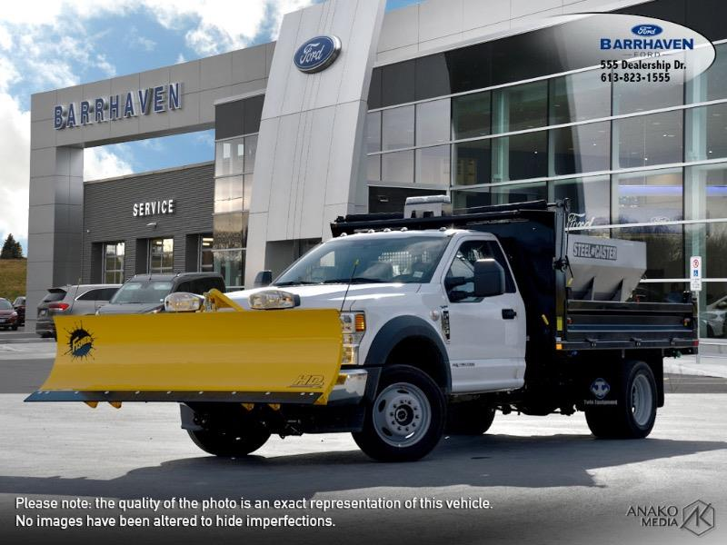 New 2020 Ford Super-Duty-F-550-DRW XL 20-840