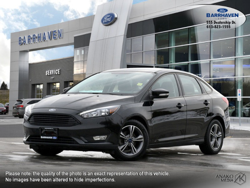 Used 2018 Ford Focus SE M9333