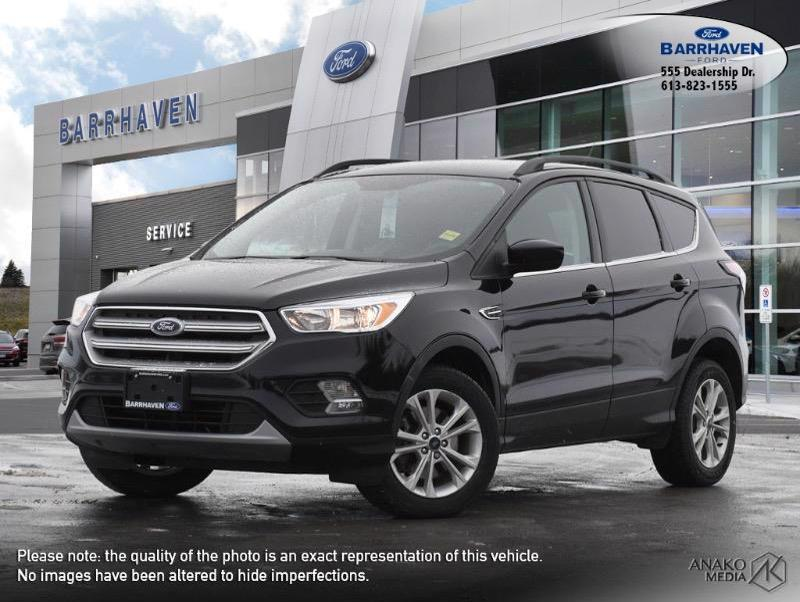 Used 2018 Ford Escape SE 20-799A