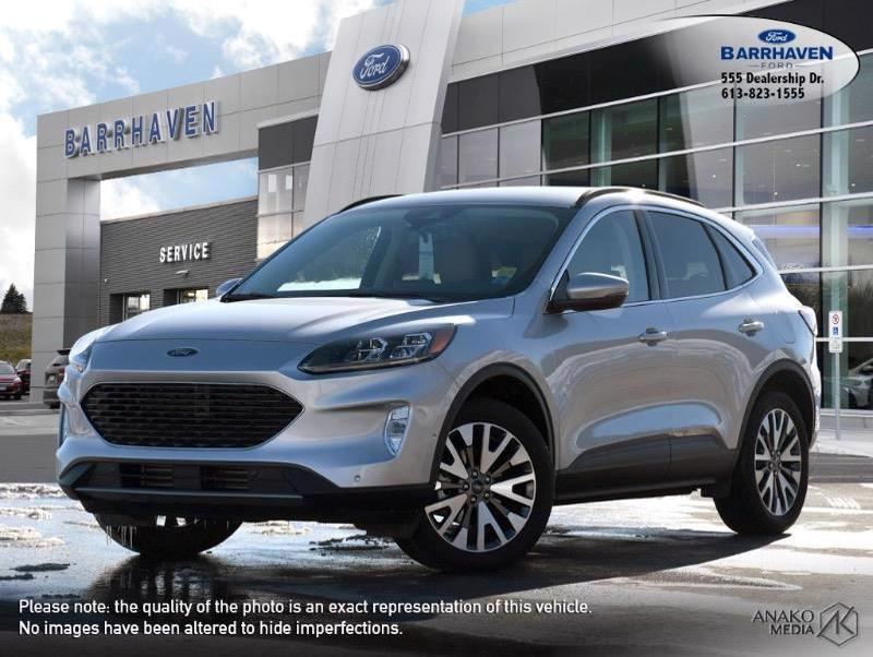 Used 2020 Ford Escape Titanium M9360