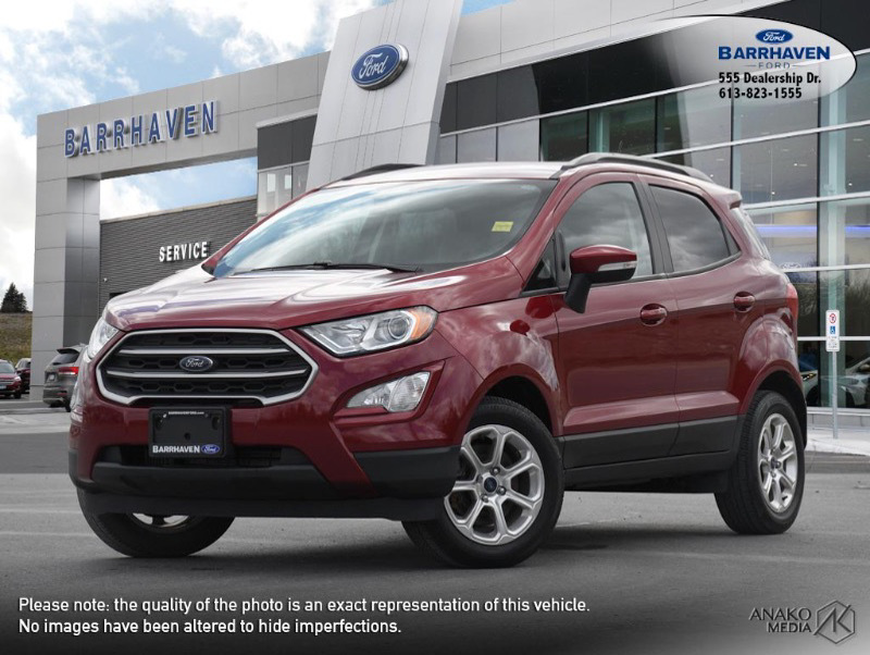 Used 2018 Ford EcoSport SE L1005