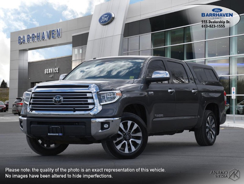 Used 2018 Toyota Tundra Limited 21-179A