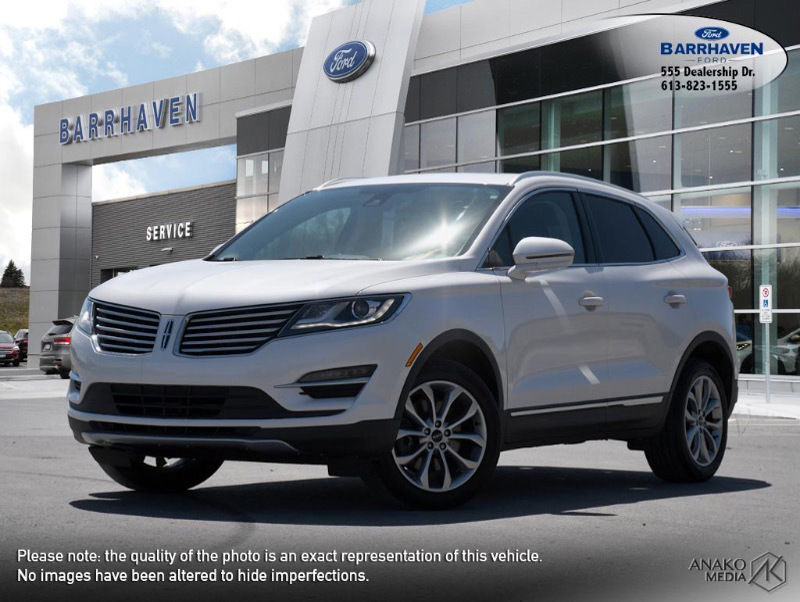 Used 2018 Lincoln MKC Select M9392