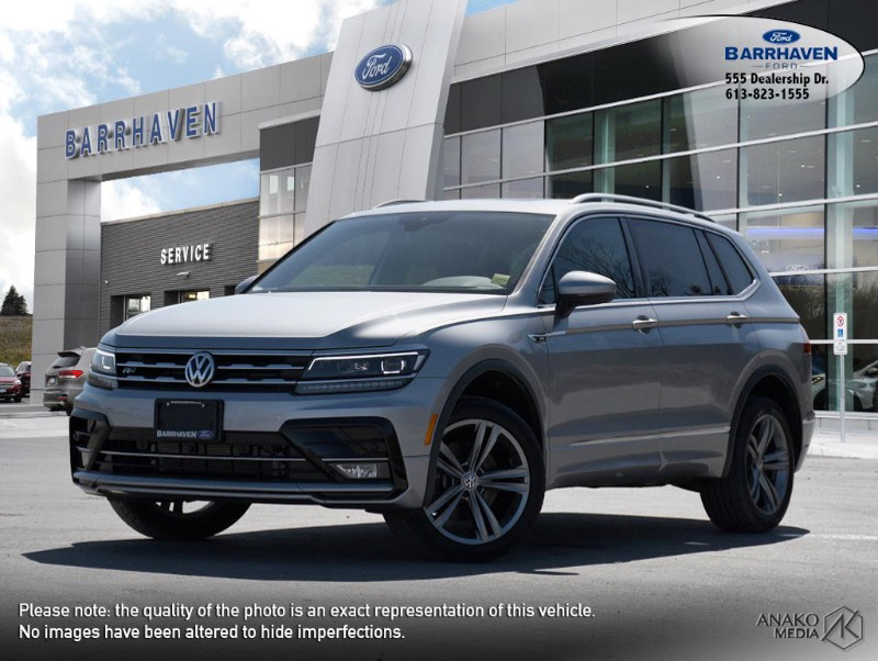 Used 2019 Volkswagen Tiguan Highline 21-302A