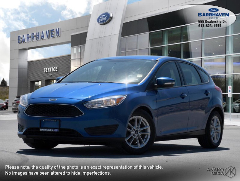 Used 2018 Ford Focus SE M9396