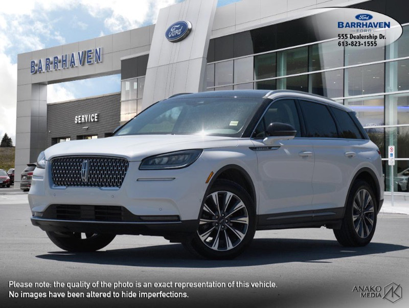 Used 2020 Lincoln Corsair Reserve M9401