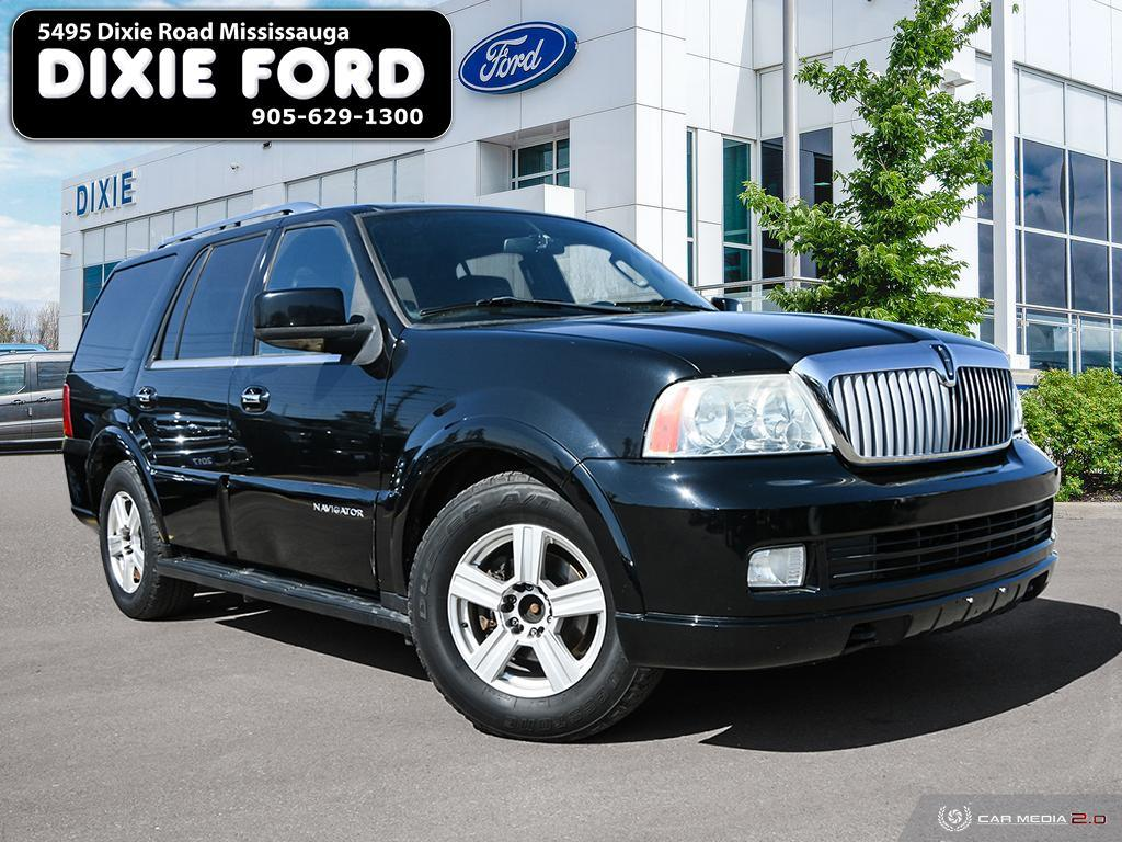 2006 Lincoln Navigator Ultimate 4WD