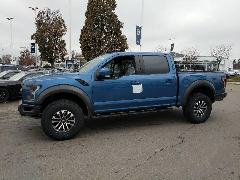 New 2020 Ford F-150 Raptor N200356