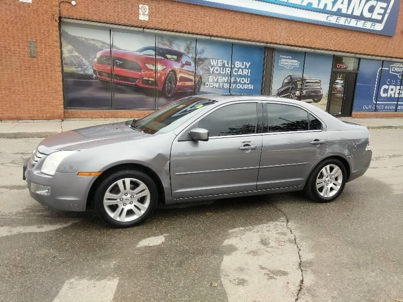 Used 2007 Ford Fusion SEL C199742A