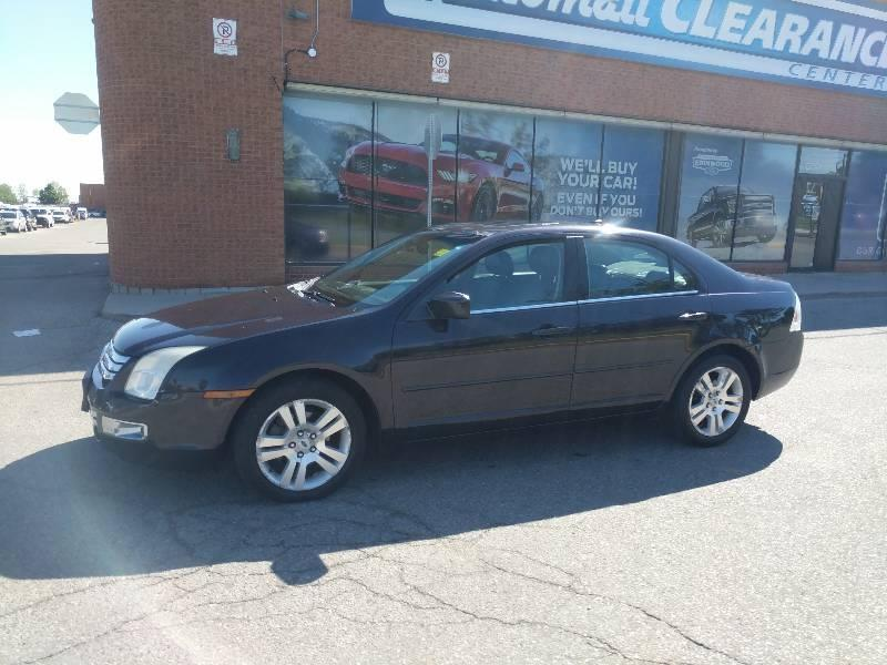 Used 2007 Ford Fusion SEL C200815A