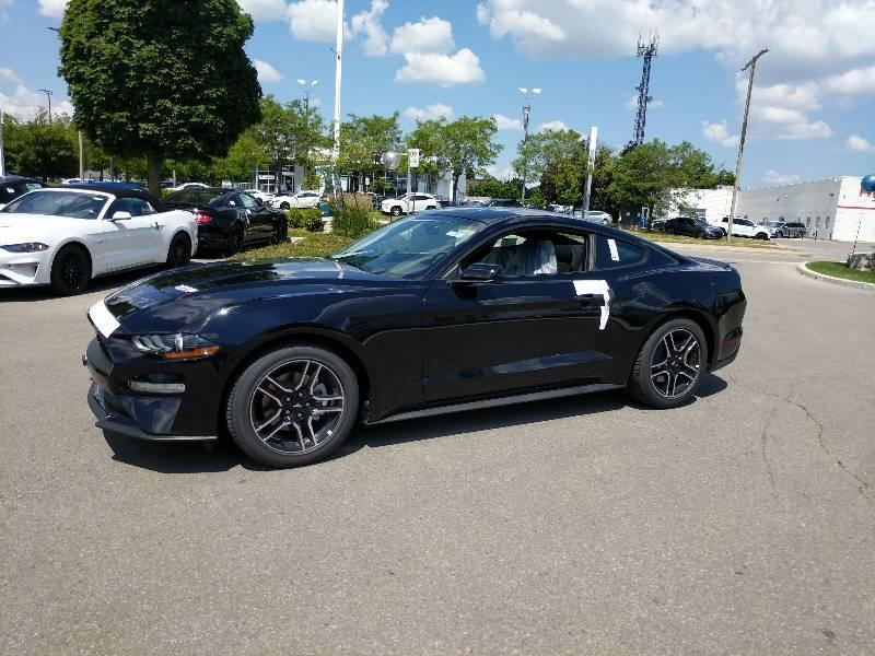 New 2020 Ford Mustang EcoBoost F201048