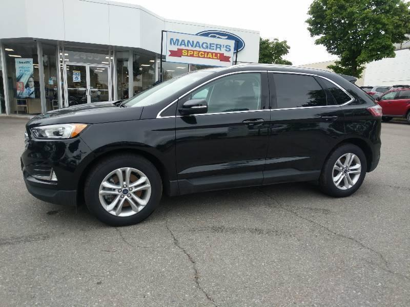 Used 2019 Ford Edge SEL 11004