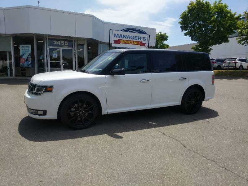 Used 2019 Ford Flex Limited 11091