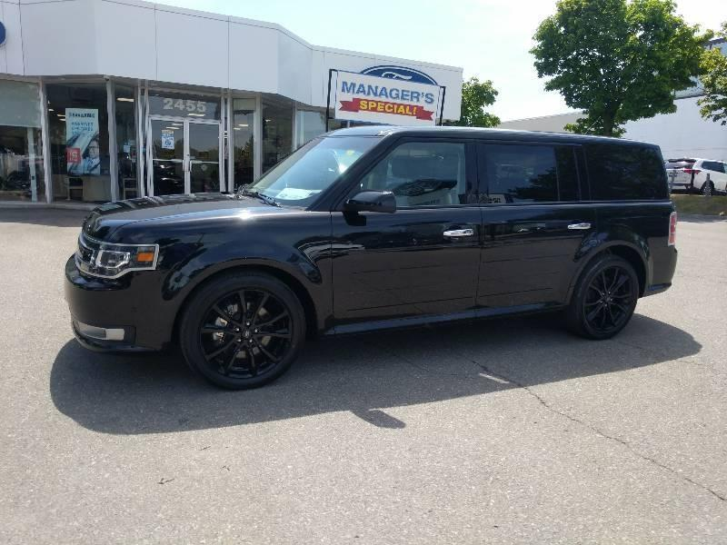 Used 2019 Ford Flex Limited 11092
