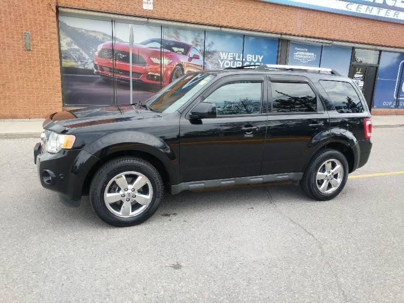 Used 2010 Ford Escape Limited N199225B