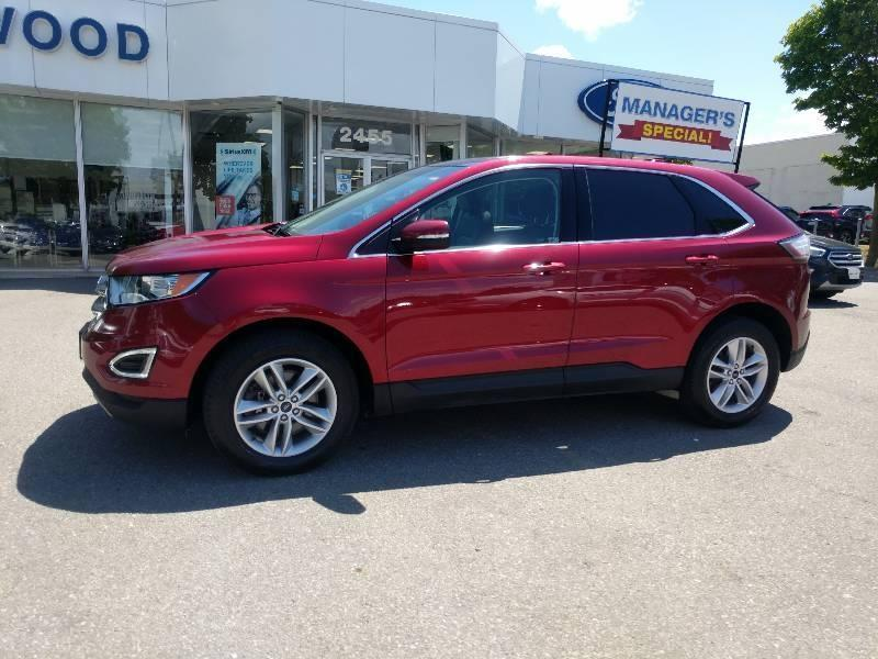 Used 2017 Ford Edge SEL 11123