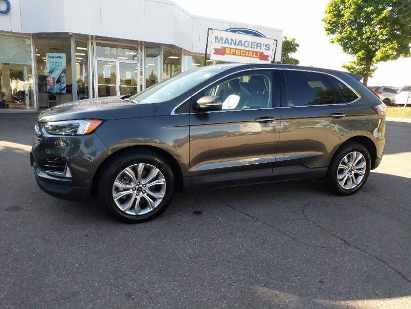 Used 2019 Ford Edge Titanium 11114