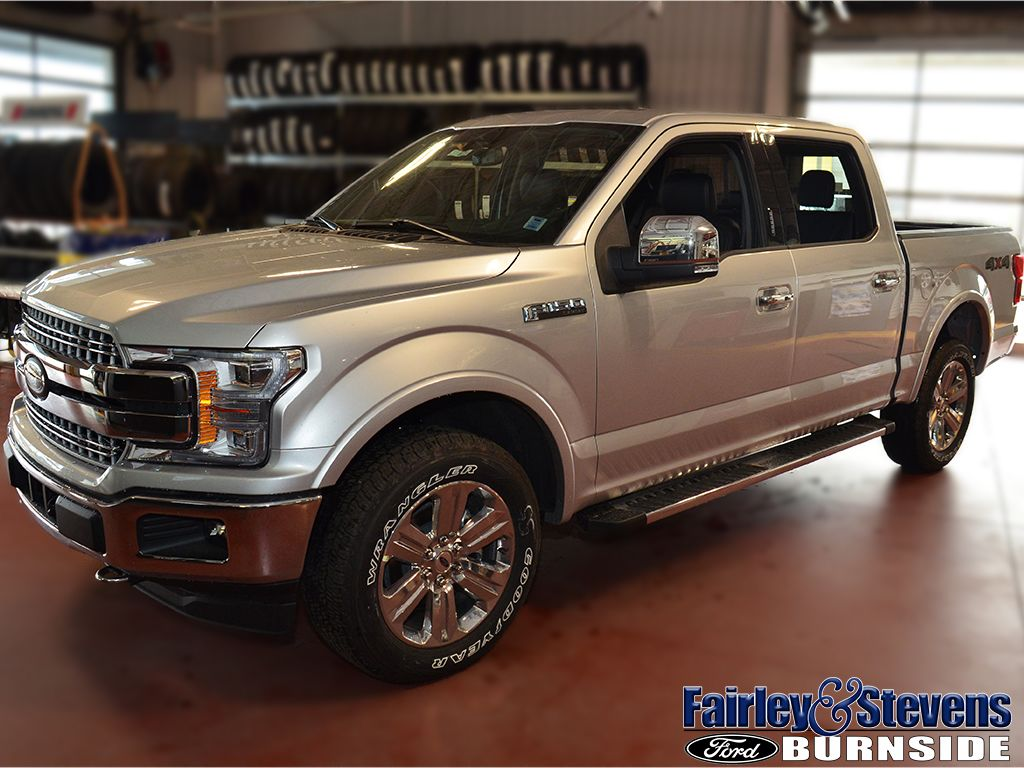 New 2019 Ford F-150 LARIAT 636