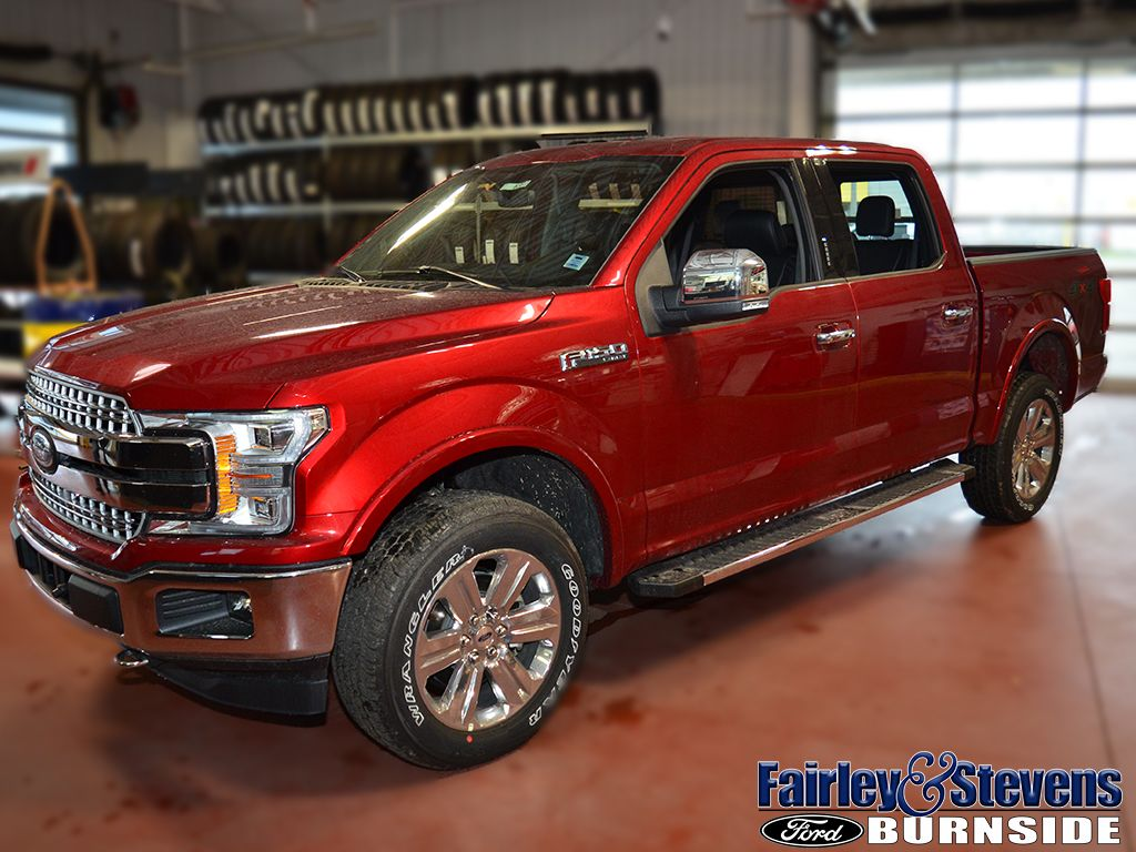 New 2019 Ford F-150 LARIAT 638