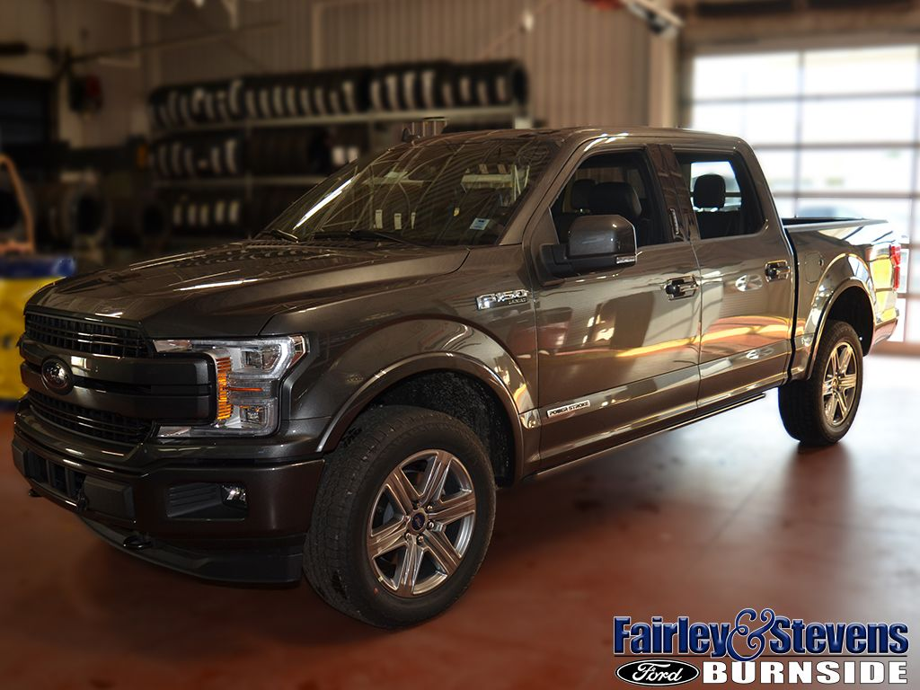 New 2019 Ford F-150 LARIAT 712