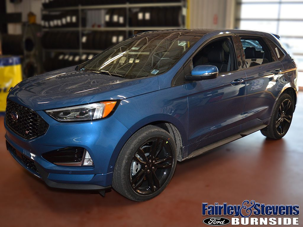 Used 2019 Ford Edge ST 2113A