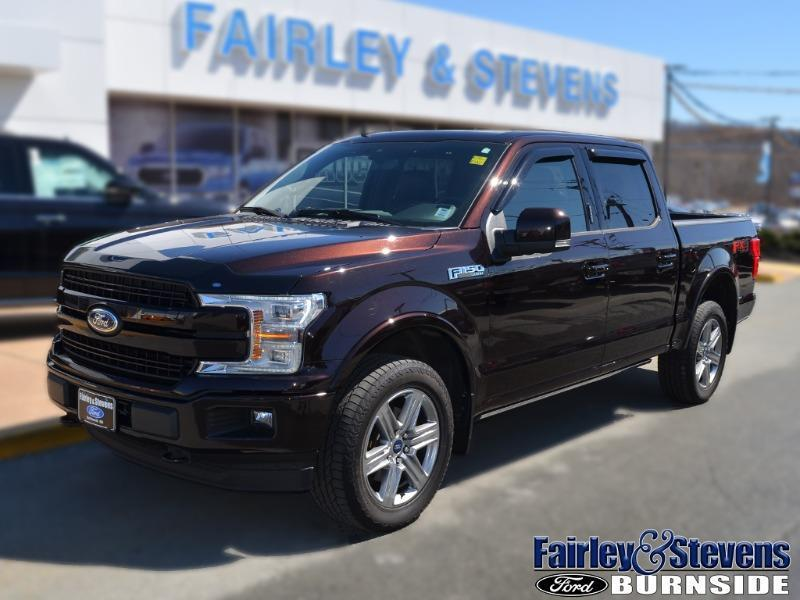 New 2019 Ford F-150 LARIAT 564