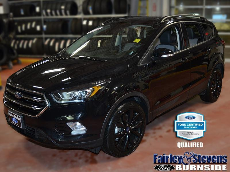 Used 2019 Ford Escape Titanium P1529