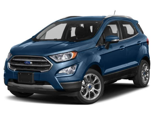 New 2020 Ford EcoSport SES 2493