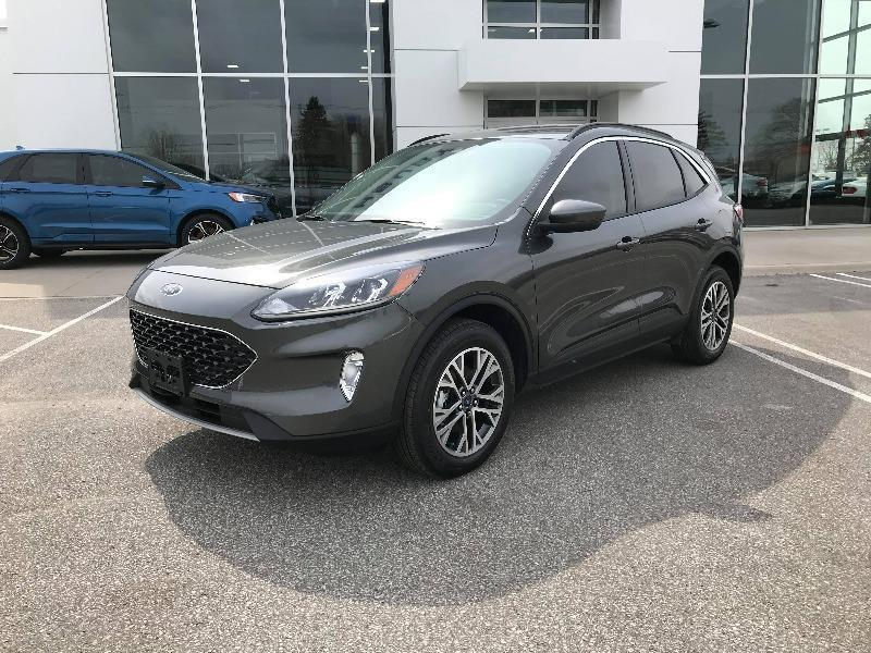 New 2020 Ford Escape SEL UA03206
