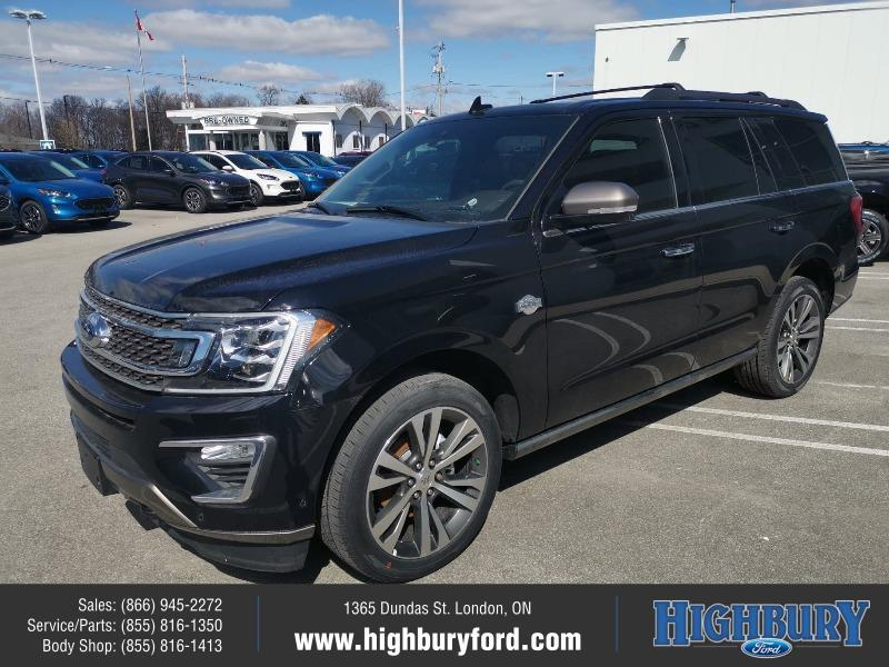 New 2020 Ford Expedition King-Ranch EA06901