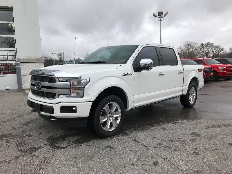 New 2020 Ford F-150 Platinum FA52542