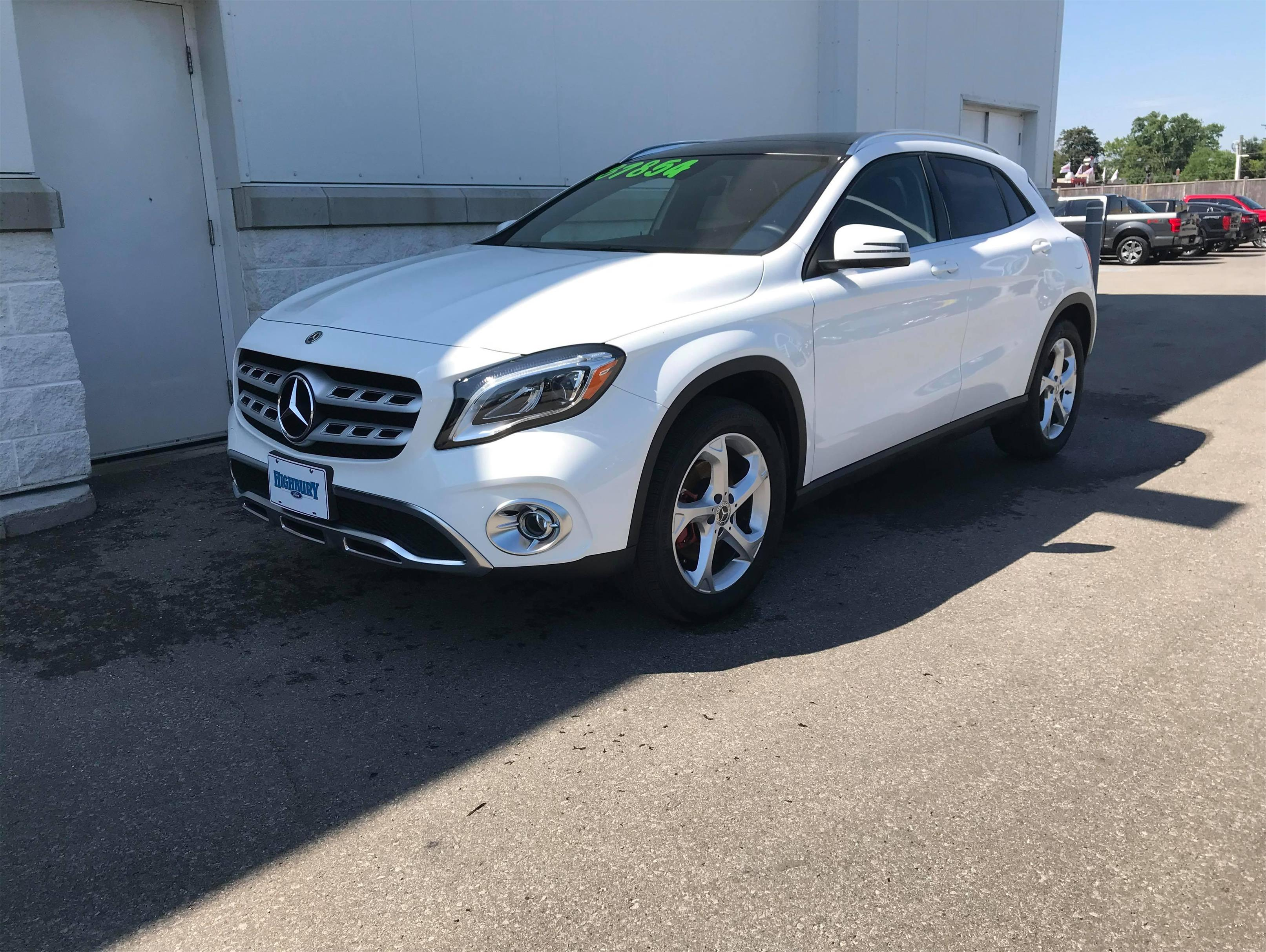 Used 2019 Mercedes-Benz GLA GLA-250 J636881U