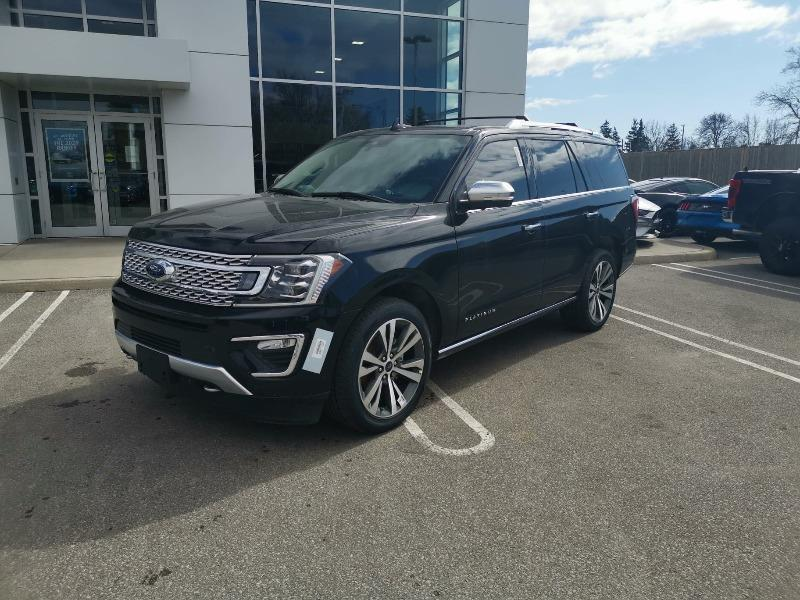 New 2020 Ford Expedition Platinum EA33833