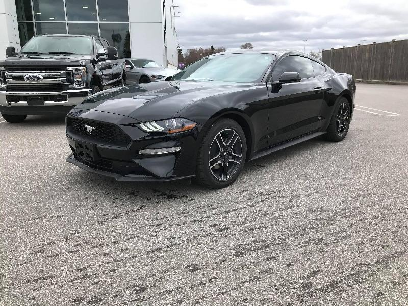 New 2020 Ford Mustang EcoBoost 5142523