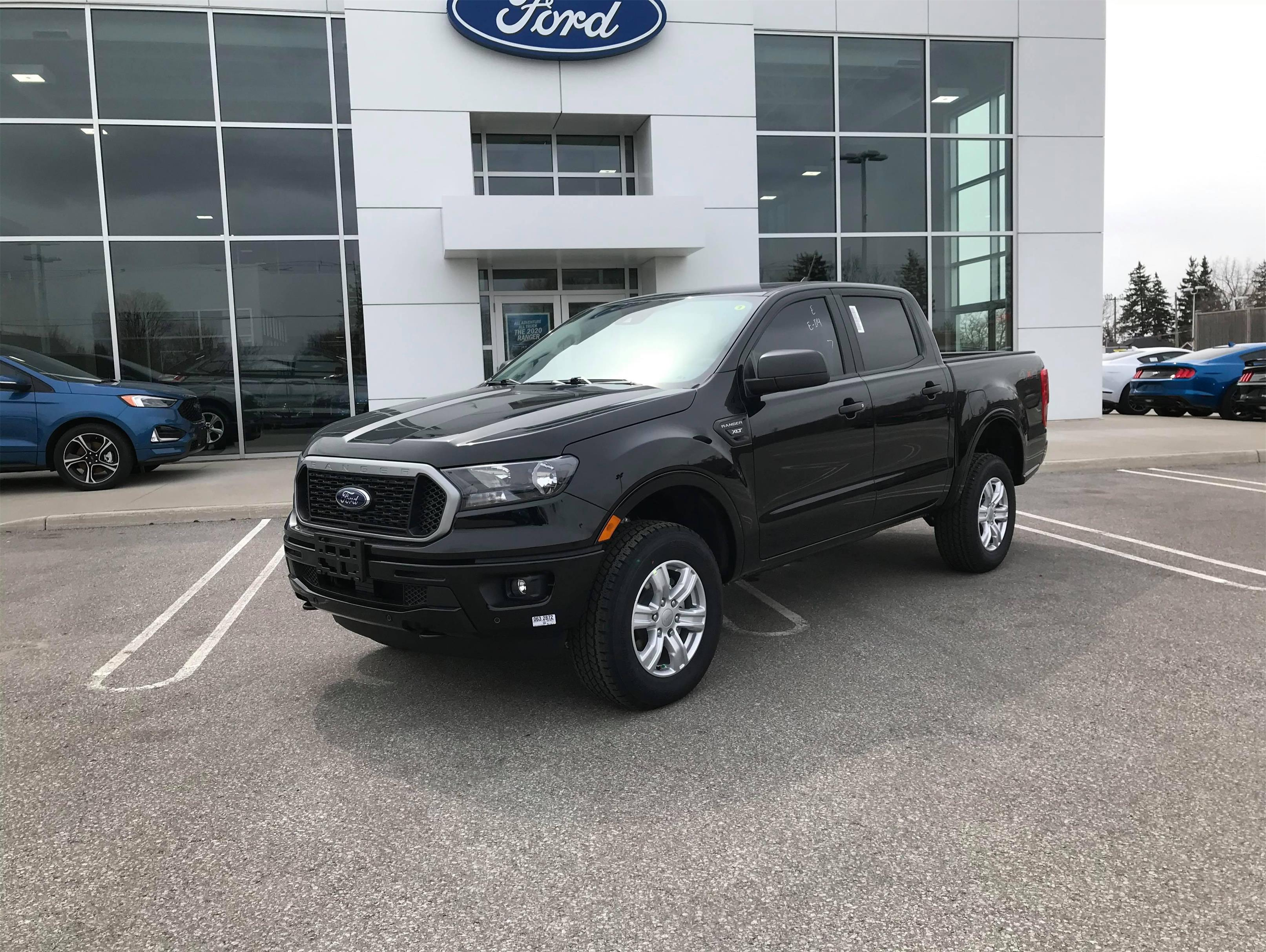 New 2020 Ford Ranger XLT LA27886