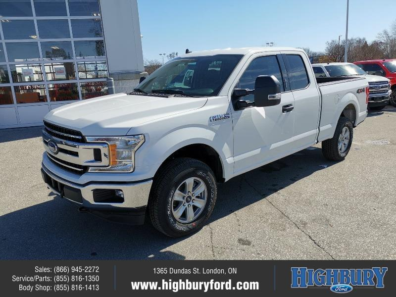 New 2020 Ford F-150 XLT FB73515