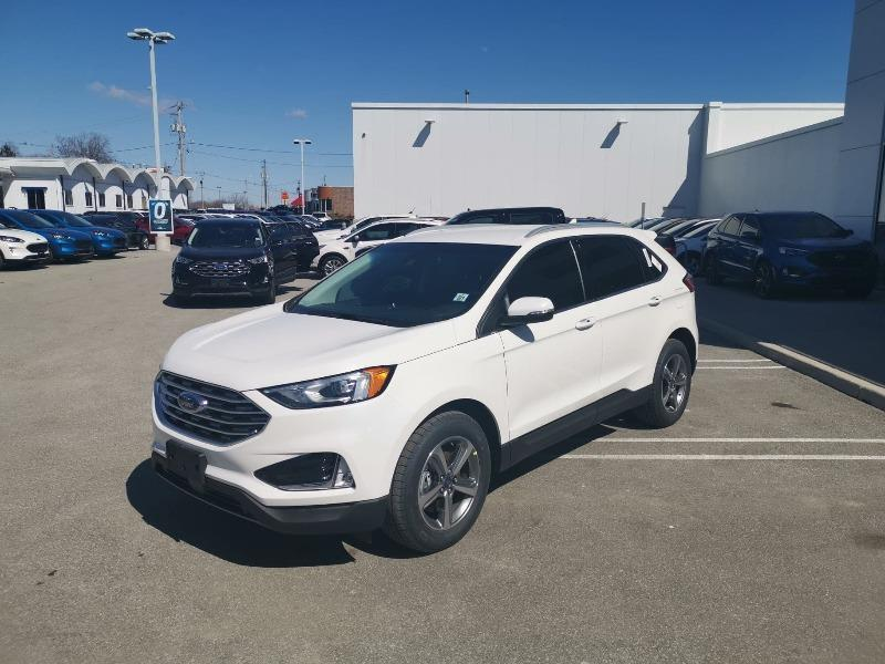 New 2020 Ford Edge SEL BA75898