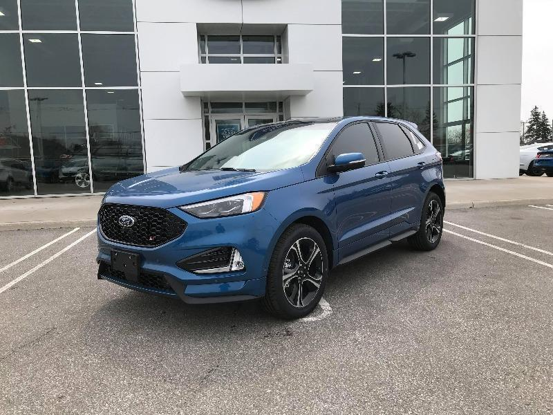 New 2020 Ford Edge ST BA65063