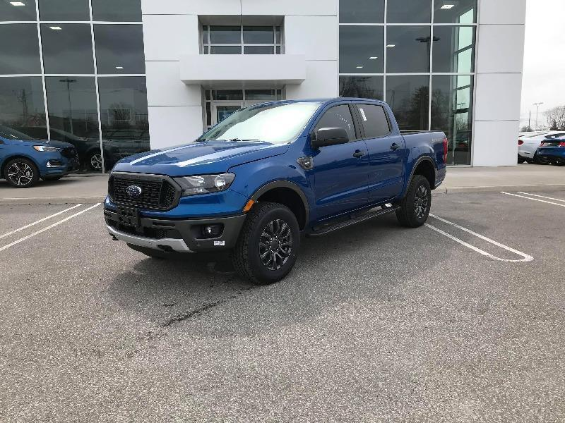 New 2020 Ford Ranger XLT LA27885