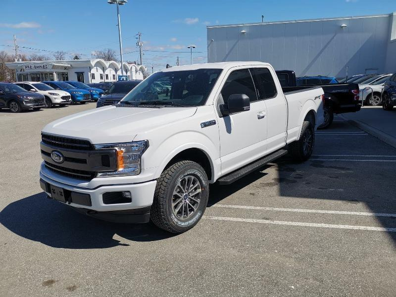 New 2020 Ford F-150 XLT FB73512