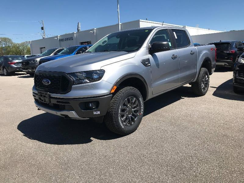 New 2020 Ford Ranger XLT LA31699