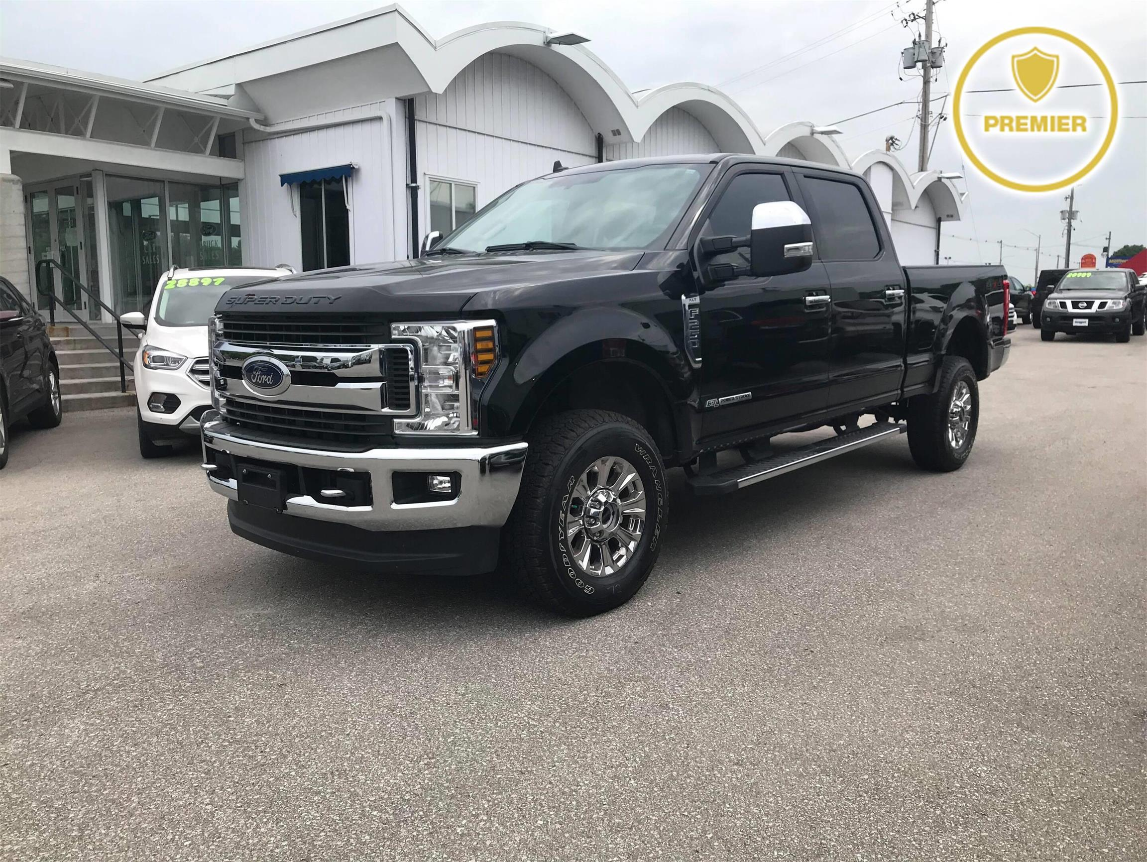Used 2019 Ford Super-Duty-F-250-SRW XLT EF62892U