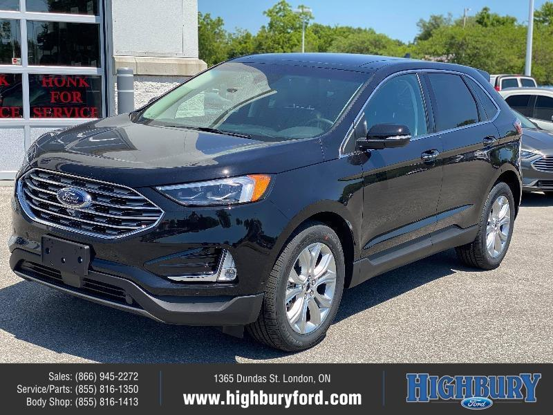 New 2020 Ford Edge Titanium BA94136