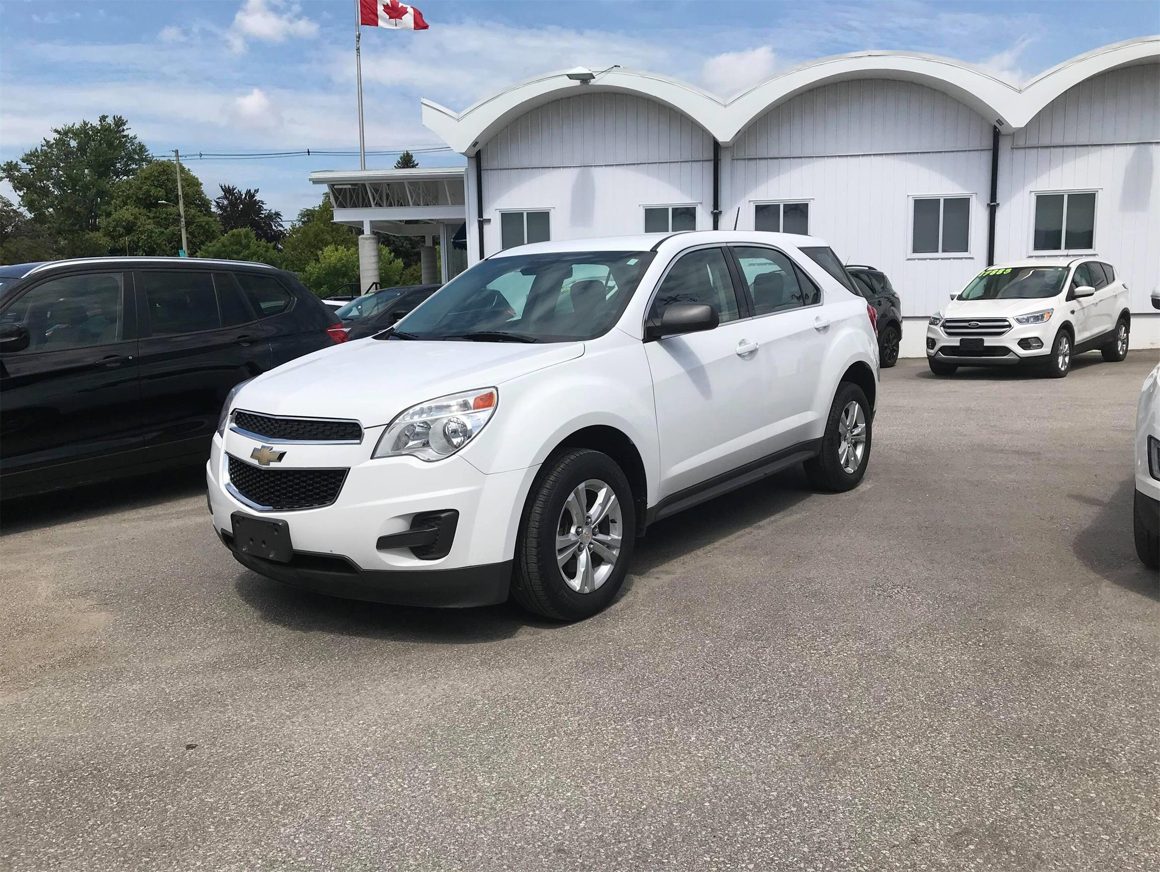 Used 2014 Chevrolet Equinox LS 6347170U