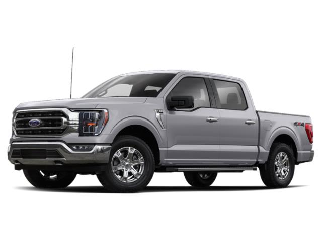 New 2021 Ford F-150 LARIAT FA18852