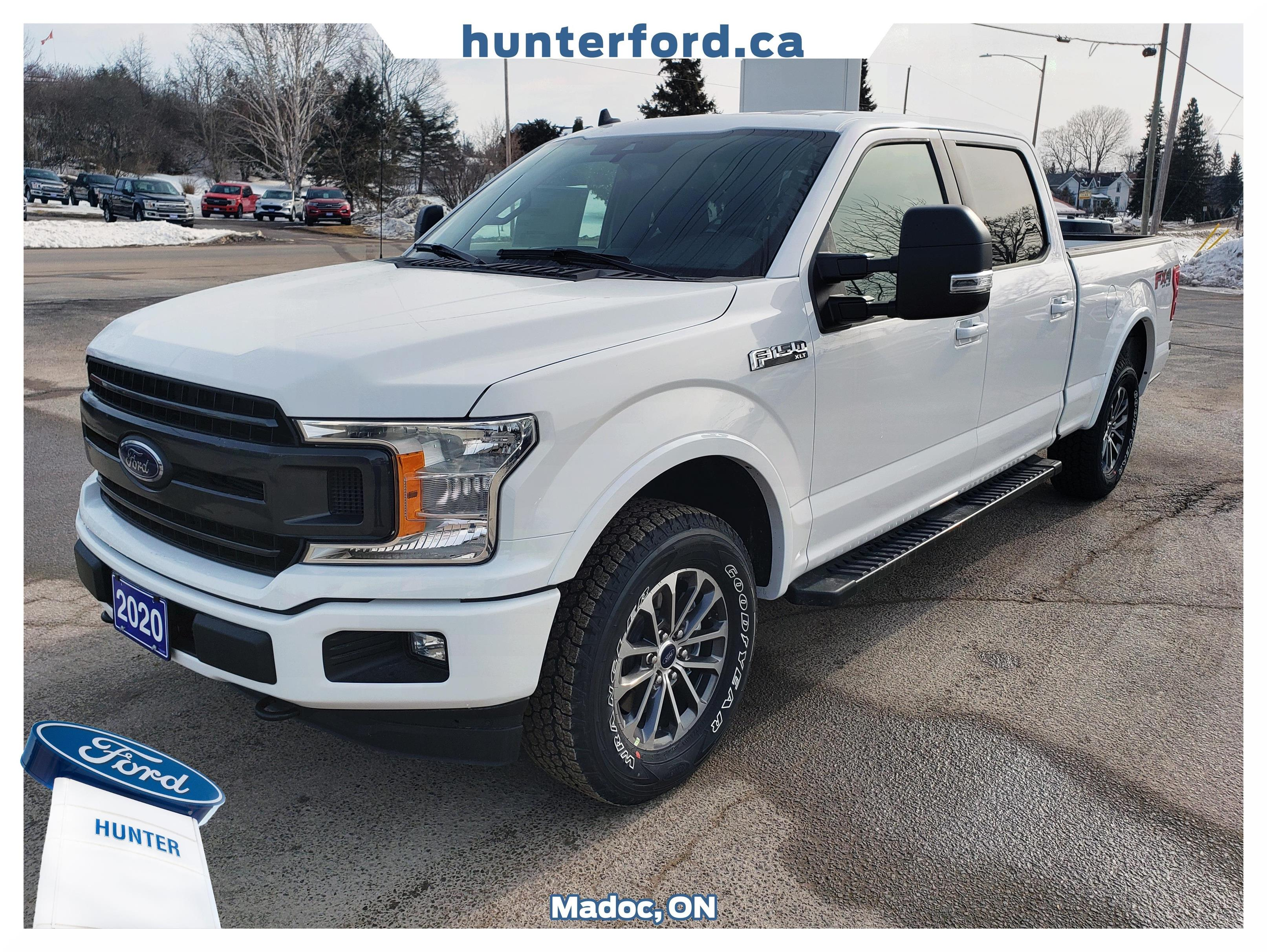 New 2020 Ford F-150 XLT 020043