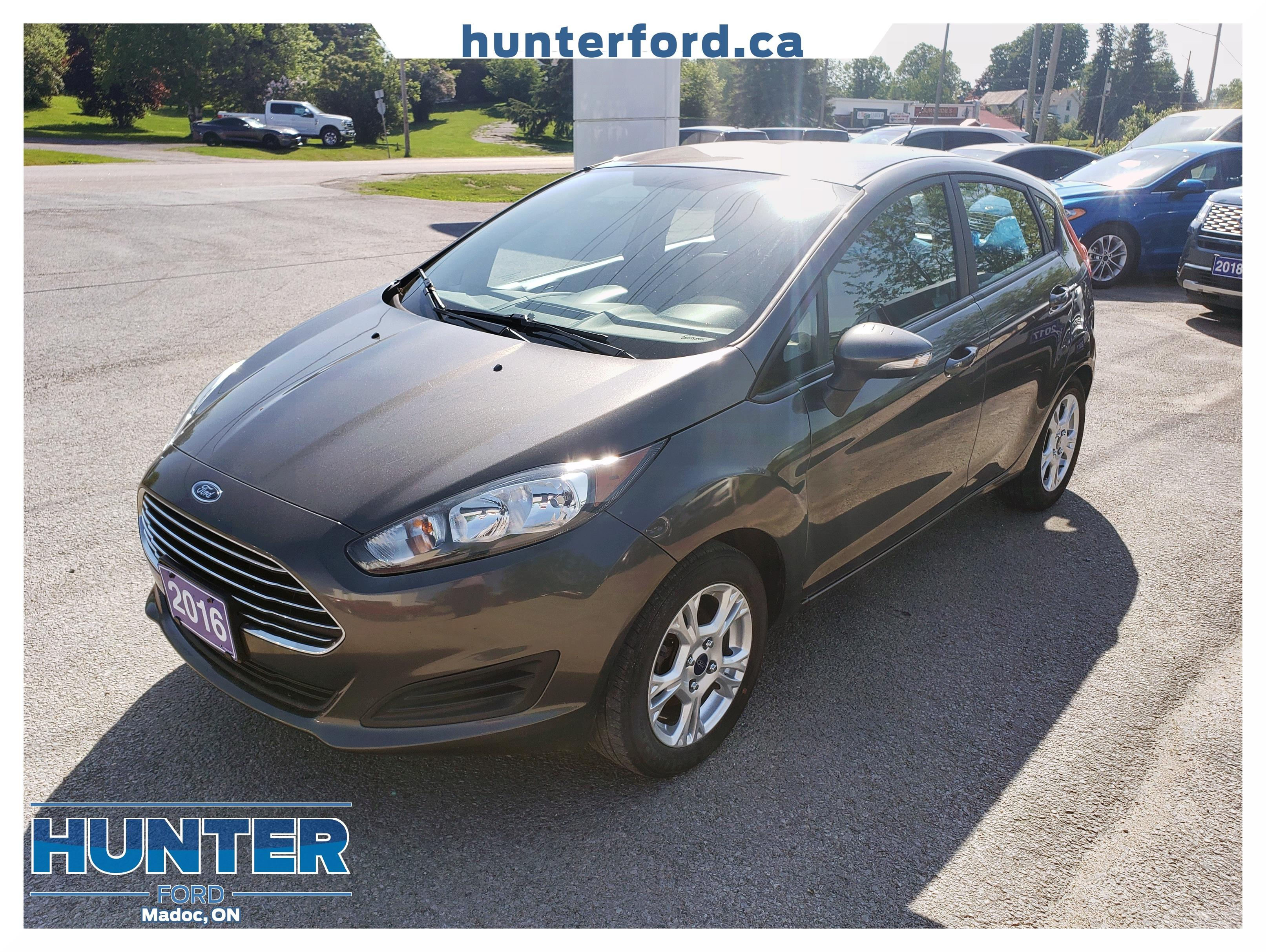 Used 2016 Ford Fiesta SE 20115A